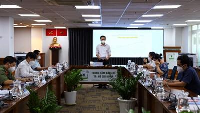 Thông tin họp báo về công tác phòng chống dịch COVID-19 tại TPHCM ngày 19/9