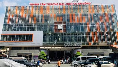 UBND quận 5 thông tin các vấn đề liên quan Trung tâm Thương mại - Dịch vụ An Đông
