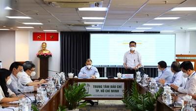 Thông tin họp báo về công tác phòng, chống COVID-19 tại TPHCM ngày 27/9