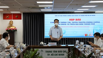 Thông tin nổi bật về phòng, chống dịch COVID-19 tại TPHCM ngày 11/10