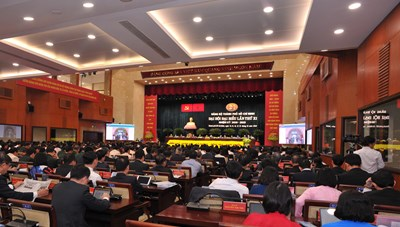 Thông cáo báo chí kết quả ngày làm việc thứ 2 Đại hội Đại biểu Đảng bộ TPHCM lần thứ XI