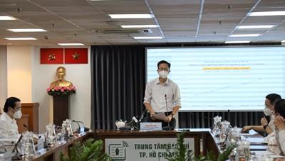 Thông tin nổi bật về phòng, chống dịch COVID-19 tại TPHCM ngày 18/10