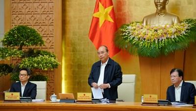 CHÙM ẢNH: Phiên họp Chính phủ thường kỳ tháng 10/2020
