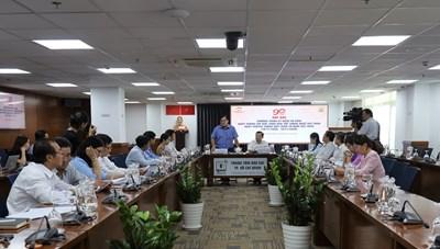 TPHCM: Tổ chức nhiều hoạt động kỷ niệm 90 năm ngày truyền thống MTTQ Việt Nam