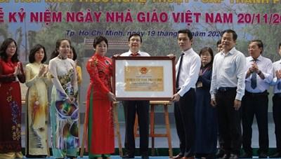 Tổng hợp thông tin báo chí liên quan đến TP. Hồ Chí Minh ngày 20/11/2020