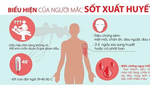 Cảnh báo nhầm lẫn sốt xuất huyết và Covid-19