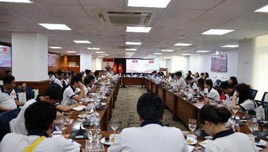 Tăng cường hợp tác, giao lưu giữa các cơ quan báo chí TP. Hồ Chí Minh và Campuchia