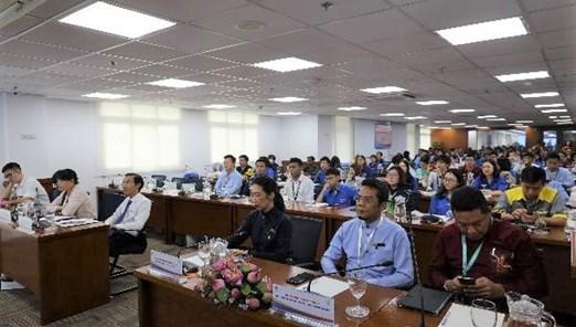 """38 đại biểu sseayp: Thảo luận về """"thông tin và truyền thông"""""""