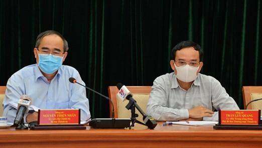 Thông tin báo chí về tình hình dịch bệnh Covid-19 trên địa bàn TP. Hồ Chí Minh ngày 24/3/2020