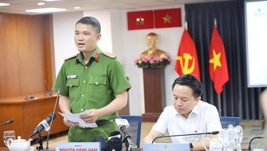 Thông tin về vụ cướp tiệm vàng tại Hóc Môn ngày 15/11