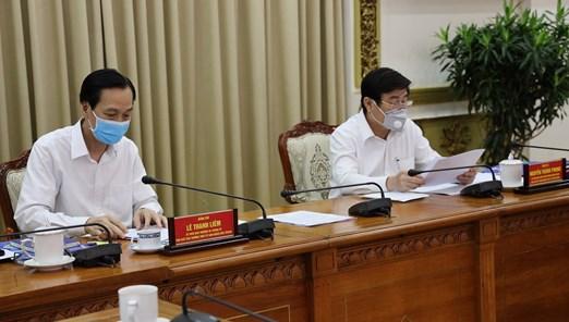 Thông tin báo chí về tình hình dịch bệnh Covid-19 trên địa bàn TP. Hồ Chí Minh ngày 25/3/2020
