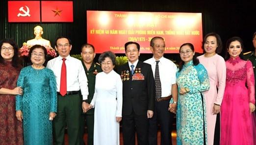 Hào khí 30-4 truyền lửa khát vọng xây dựng Việt Nam cường thịnh