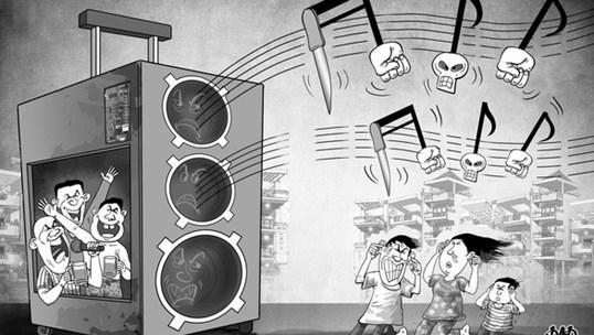 TPHCM tuyên truyền, phổ biến quy định pháp luật về tiếng ồn đến từng người dân và cộng đồng dân cư