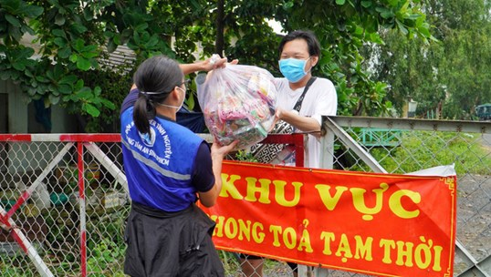 Tổng hợp thông tin báo chí liên quan đến TP. Hồ Chí Minh ngày 14/9/2021