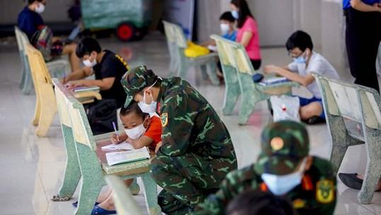 Tổng hợp thông tin báo chí liên quan đến TP. Hồ Chí Minh ngày 15/9/2021