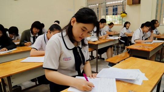 Trách nhiệm của thí sinh trong kỳ thi tốt nghiệp THPT năm 2020