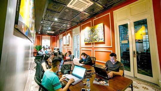 Tuyển chọn phương án thiết kế Trung tâm Khởi nghiệp sáng tạo TP. Hồ Chí Minh