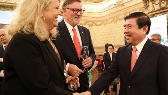 Tổng hợp thông tin báo chí liên quan đến TP. Hồ Chí Minh ngày 16/1/2020
