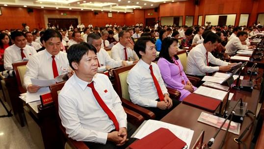 Thông cáo báo chí Kết quả ngày làm việc thứ 3 Đại hội Đại biểu Đảng bộ TPHCM lần thứ XI
