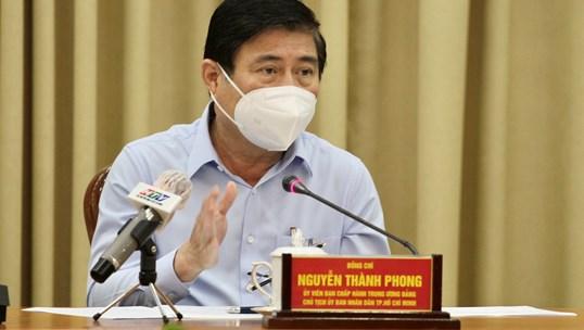 Thông tin báo chí về công tác phòng, chống Covid-19 trên địa bàn TP. Hồ Chí Minh ngày 03/12