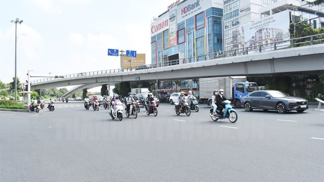 TPHCM: Điều chỉnh tổ chức giao thông trên đường Bàu Cát, quận Tân Bình