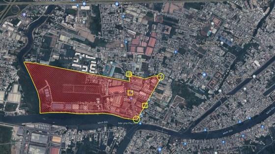 Từ 12 giờ 00 ngày 21/6/2021, TPHCM thiết lập vùng phong toả khu phố 2, phường 16, quận 8