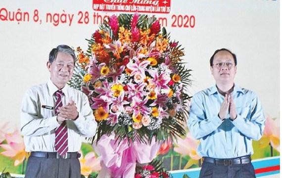 Tự hào về truyền thống của quân và dân vùng Chợ Lớn - Trung Huyện