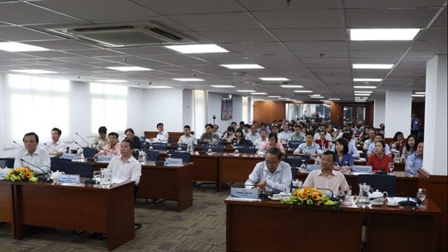 Các hoạt động thông tin đối ngoại góp phần quan trọng xây dựng hình ảnh TP. Hồ Chí Minh