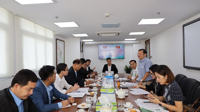 Nhà báo Campuchia và TP. Hồ Chí Minh trao đổi kinh nghiệm trong hoạt động báo chí
