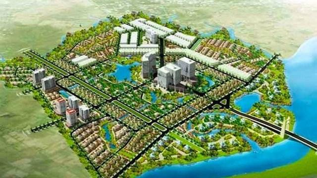 Cưỡng chế các công trình không phép tại Khu công nghiệp Phong Phú