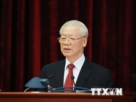Bế mạc Hội nghị lần thứ tư, Ban Chấp hành Trung ương Đảng khóa XIII