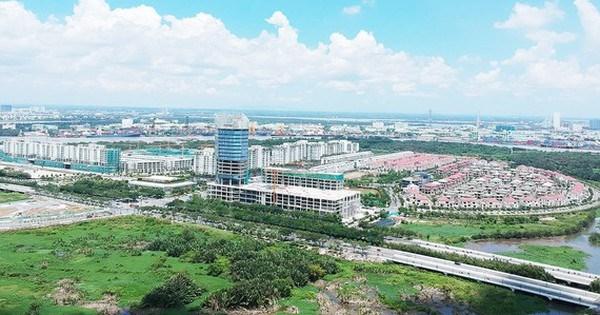 Bán đấu giá khu đất chức năng số 3 trong Khu đô thị mới Thủ Thiêm