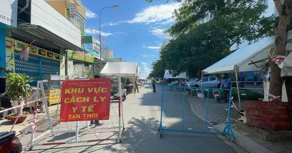 Quận Bình Tân thiết lập 37 chốt phong tỏa 3 khu phố ở phường An Lạc