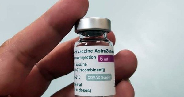Mua 30 triệu liều vaccine AZD1222 do AstraZeneca sản xuất