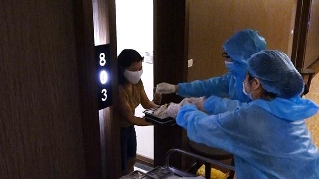 Khu cách ly tập trung khách sạn có thu phí tại TPHCM