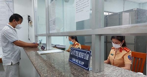 Tạm ngưng tiếp nhận hồ sơ đăng ký mới xe ô tô, xe máy ở TPHCM