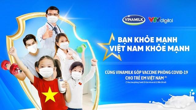 """""""Bạn khỏe mạnh, Việt Nam khỏe mạnh"""": Chiến dịch nâng cao sức khỏe cộng đồng của Vinamilk"""