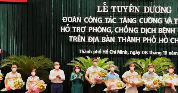 Bí thư Thành ủy TPHCM Nguyễn Văn Nên: Thay đổi cách sống cho phù hợp trong môi trường có dịch Covid-19