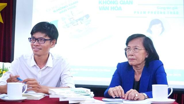 """Tác giả Phạm Phương Thảo: Phải quan tâm đến """"GDP văn hóa"""""""