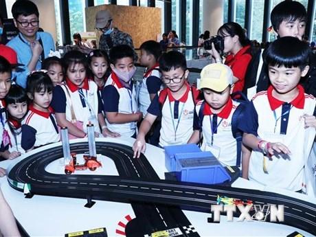 Hấp dẫn lễ hội 'Mảnh ghép nước Đức' tại Thành phố Hồ Chí Minh
