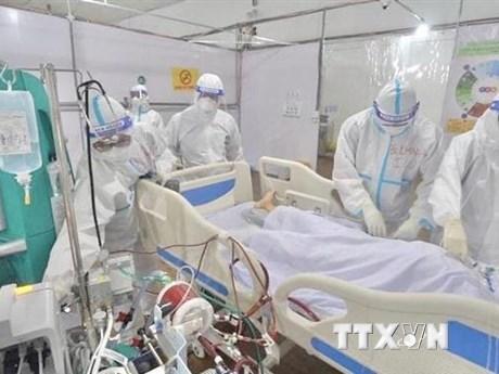 Ngành y tế TPHCM tri ân các lực lượng hỗ trợ chống dịch COVID-19