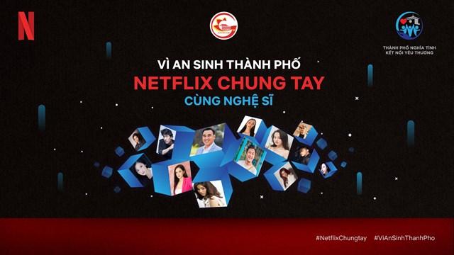 Tọa đàm 'Vì an sinh thành phố - Netflix chung tay cùng nghệ sĩ'