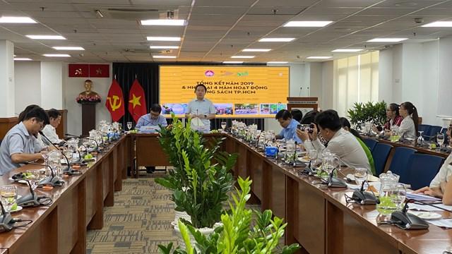 Hơn 3,1 triệu lượt khách đến với Đường sách TP. Hồ Chí Minh trong năm 2019