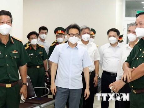 Phó Thủ tướng: Huy động mọi nguồn lực để chống dịch ở TP.HCM