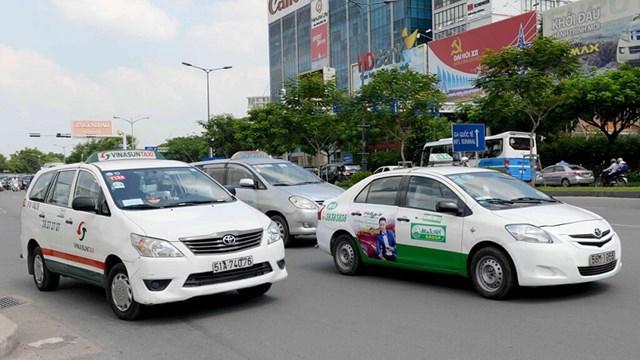 TPHCM: Taxi Mai Linh và Vinasun được hoạt động để hỗ trợ y tế và đưa đón người tại sân bay