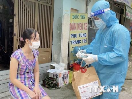 TP.HCM không để chậm trễ cấp phát thuốc cho F0 điều trị tại nhà