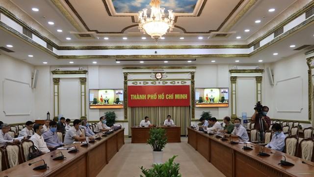 Hình ảnh phiên họp thường kỳ của Chính phủ tháng 11/2020