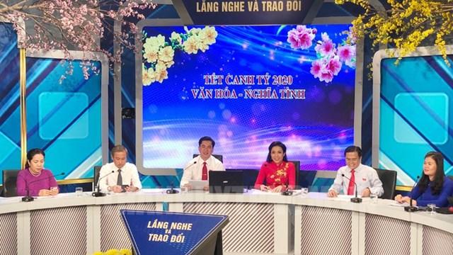 Tổng hợp thông tin báo chí liên quan đến TP. Hồ Chí Minh ngày 06/1/2020
