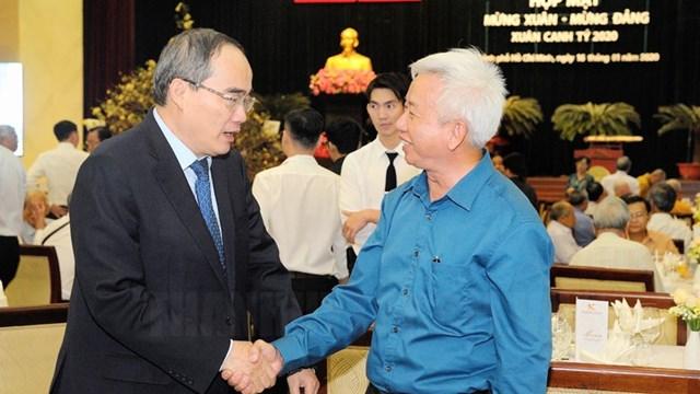 Tổng hợp thông tin báo chí liên quan đến TP. Hồ Chí Minh ngày 17/1/2020