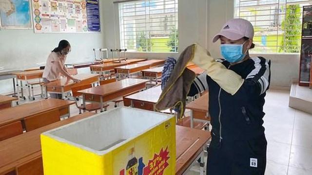 TPHCM khẩn trương rà soát danh sách giáo viên, học sinh trở về từ Hàn Quốc, Trung Quốc và vùng dịch